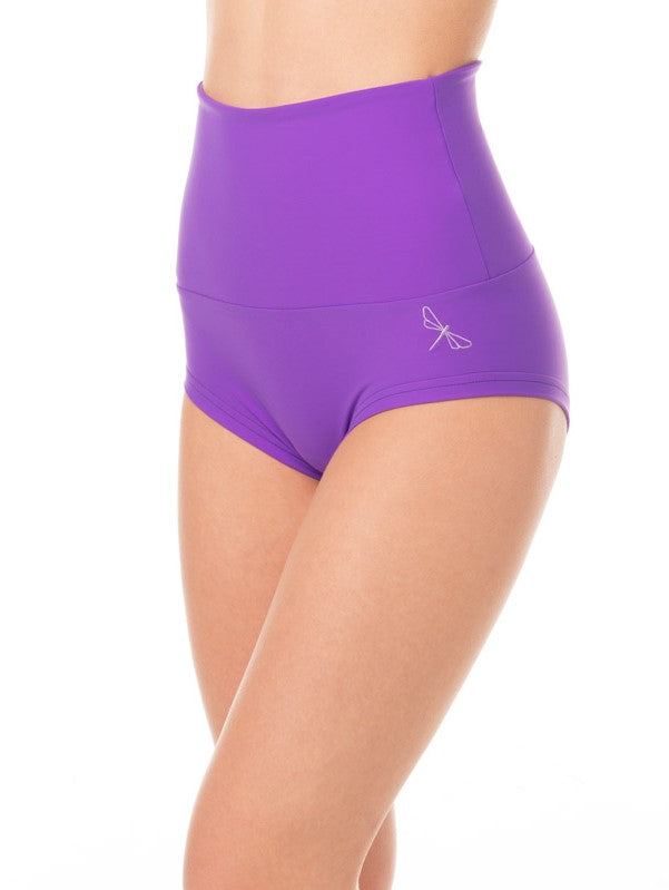 Betty shorts - violet