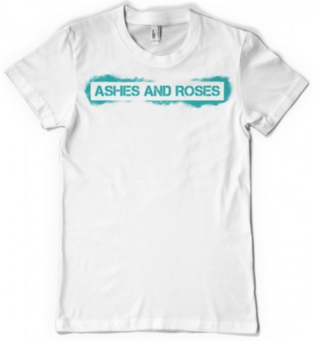 Ashes and Roses Tour Tee (White)