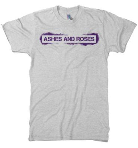 Ashes and Roses Tour Tee (Heather Gray)