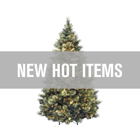 New Hot Items