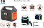 PP-DIA-8 Portable Power Station 100W
