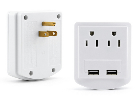 PP-CB-3 USB Wall Charger, Outlet Adapter