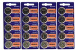 BB-Ccf-4 CR2032 3V Lithium 2032 Coin Battery, 5 Pack