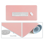 Double-sided mouse pad