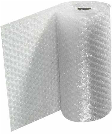"24"" x 30' Packaging Bubble Cushioning Wrap"