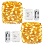 CL-BF-5 2 Pack 20 Feet 60 Led Fairy Lights