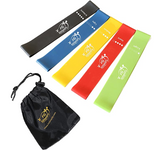 E-C-6 Exercise Bands