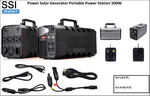 PP-BFCA-7 Power Solar Generator Portable Power Station 500W