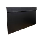 Ultra Smooth PU Leather Desk Mat With Paper Clip