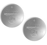 BB-F-3 CR1620 Lithium Coin Cell Battery - 2-Pack