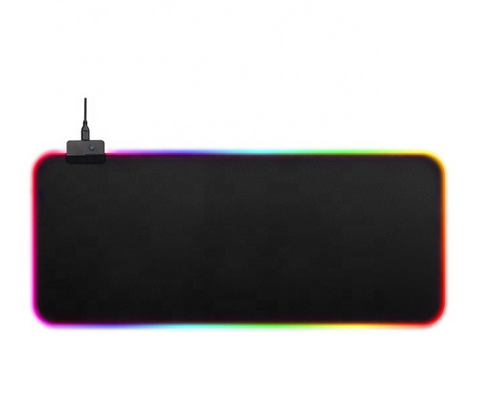 ES-DD-3 ARGB E-Sports Soft Gaming Mouse Pad Large