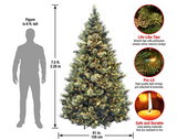 CT-BBIA-10 Artificial Christmas Tree