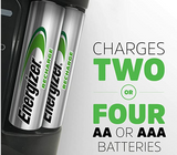 ER-BJf-3 Energizer Rechargeable AA and AAA Battery Charger