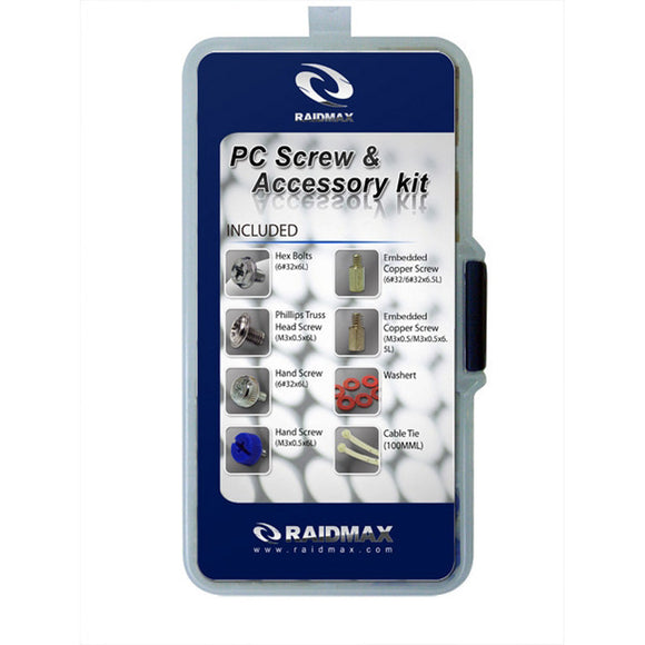AS-04  PC SCREW& ACCESSORY KIT