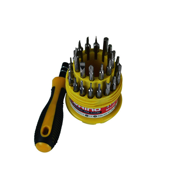 AS-41  31 in One Screwdriver Set