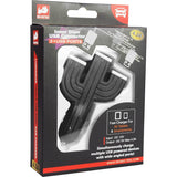 AS-58-B TRIPLE USB PORT CAR CHARGER
