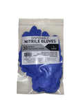 Disposable Nitrile Exam Gloves (30PCS)