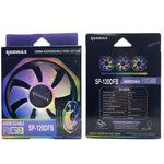 120MM ADDRESSABLE RGB FAN