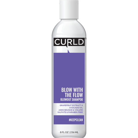 Blow with the Flow Blowout Shampoo