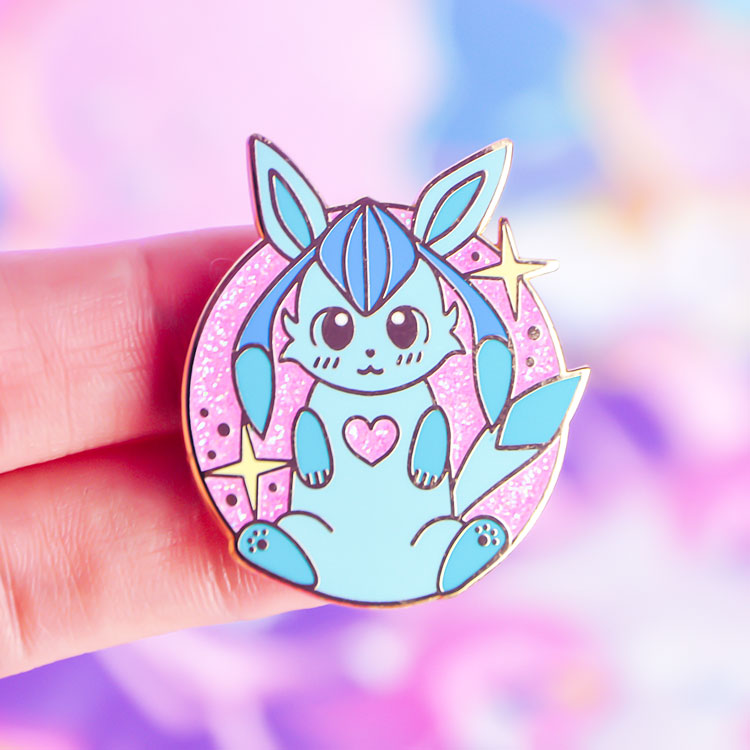 Eeveelution Set - Glaceon
