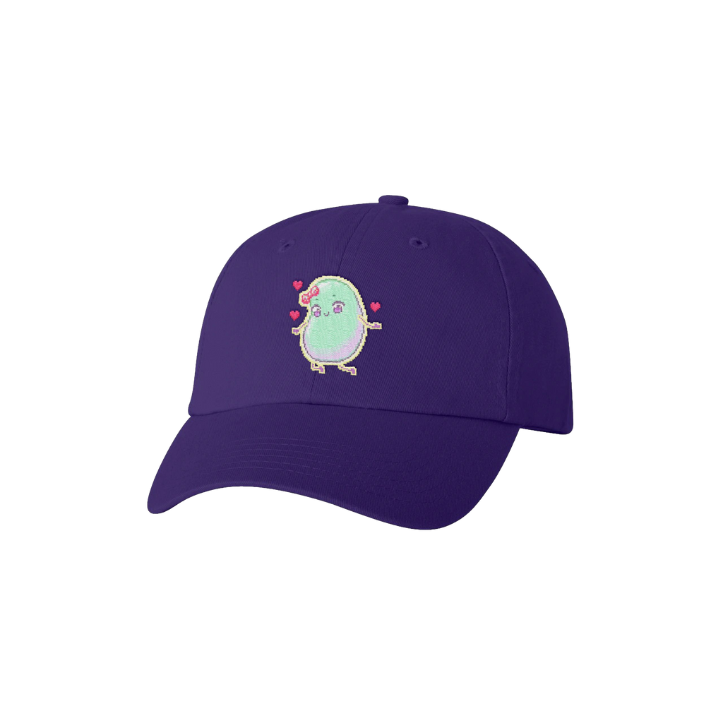 "Megzie ""Beautiful Bean"" Baseball Cap"