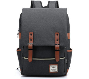 """Cole"" Oxford Travel Backpack"