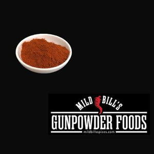 Gunpowder Chili Six Pack with Attitude Adjusting Hot Stuff