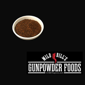 Coffee Chili Dry Rub
