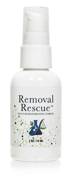 Removal Rescue (2oz Back Bar) Size - Membrane Post Care Products Inc.