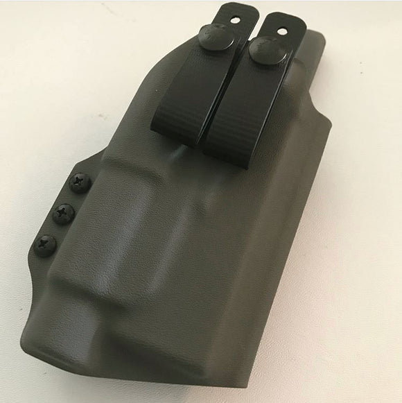 Glock AIWB Holster with TLR1 WML