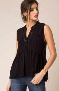 Black Swan Brooke Top