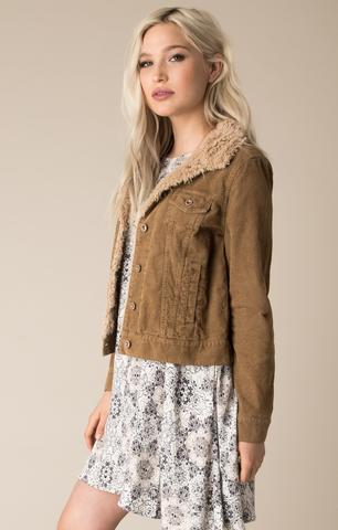 White Crow Salvage Jacket