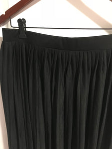 Dex Plus Pleated Skirt
