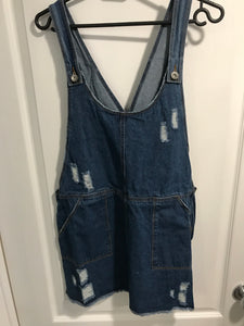 Others Follow Audree Overalls Skirt