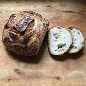 Lord Stanley Sourdough Boule (available Weds-Sun)