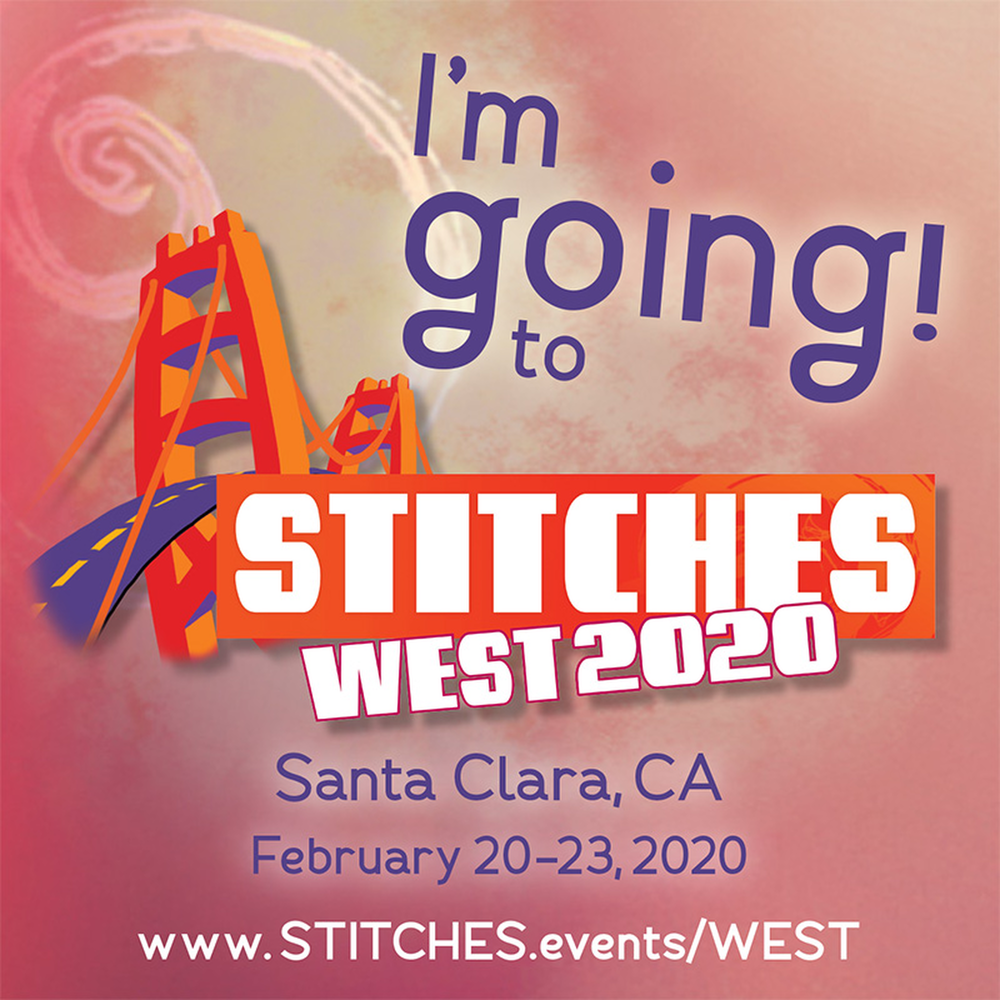 Stitches West, Booth 634