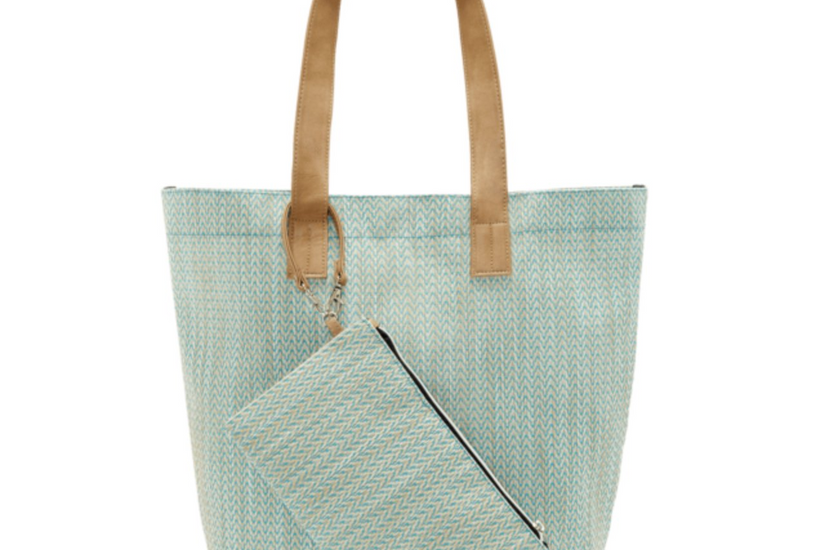 The new Etera Tote and Pouch Set!