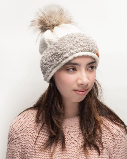 Sheepie Hat & Headband Knitting Kit