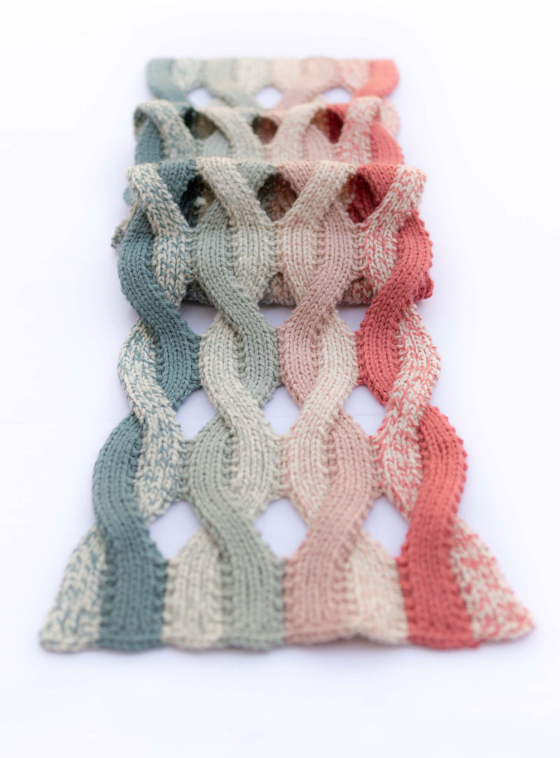 Little Wave Wrap Knitting Kit