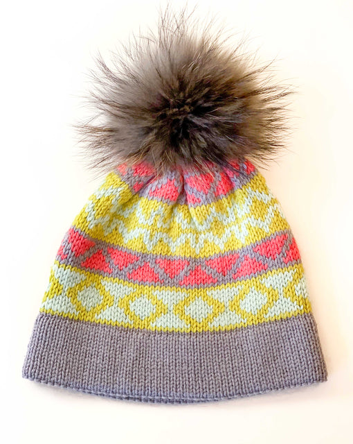 A. Opie Designs - Opelika Hat Knitting Bundle