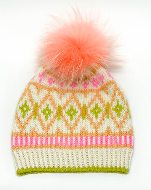 A. Opie Designs - York Hat Knitting Bundle