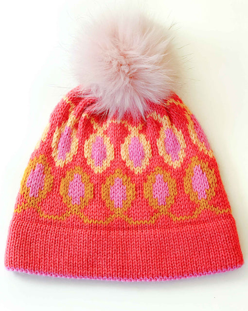 A. Opie Designs - Florence Hat Knitting Bundle