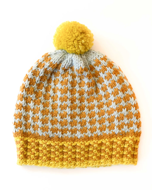 A. Opie Designs - Tuscaloosa Hat Knitting Kit