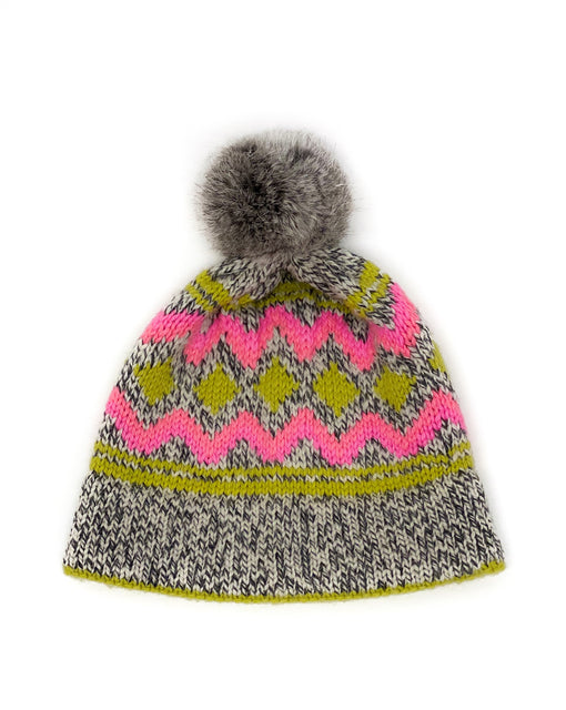 A. Opie Designs - McKenzie Hat Knitting Bundle