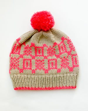 A. Opie Designs - Gadsden Hat Knitting Kit