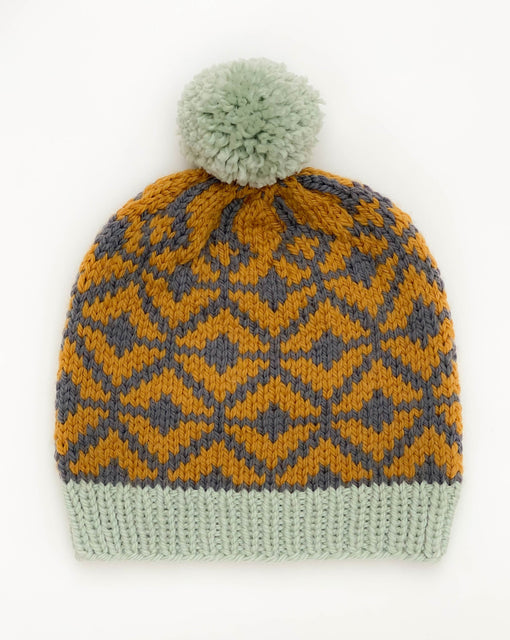 A. Opie Designs - Greenville Hat Knitting Kit
