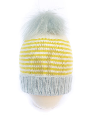 Bandit Hat Knitting Kit