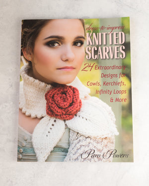 Dress to Impress Knitted Scarves