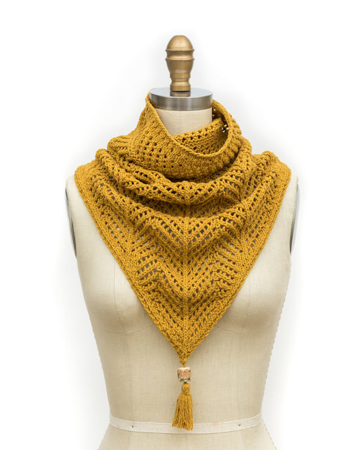 Cowgirl Cowl Pam Powers Knits