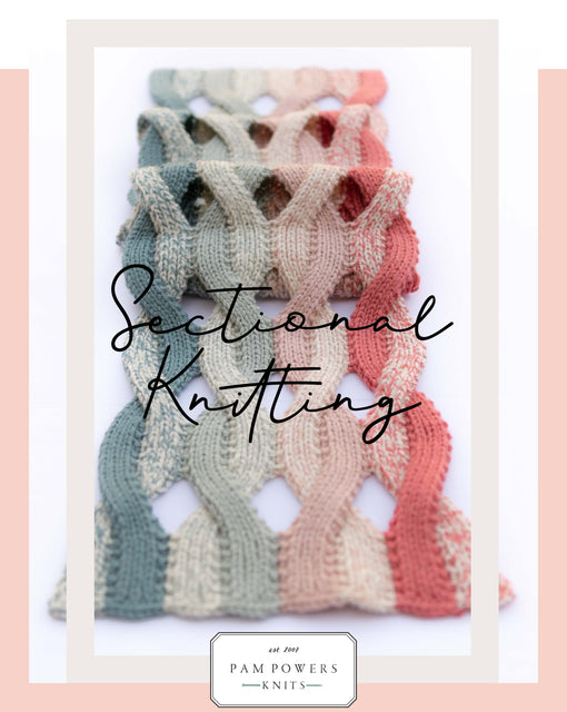 Sectional Knitting eBook
